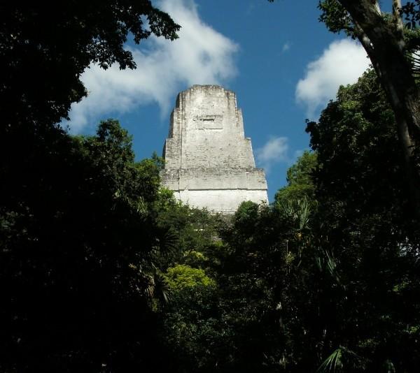 Tikal guatemala, mayan ruins